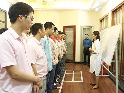 晟王团体培训会议