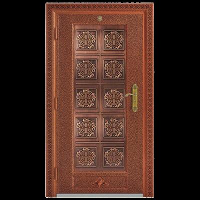彩色不锈钢门SW-K011B(烤漆工艺)